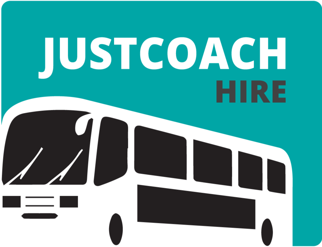 Just Coach Hire logo