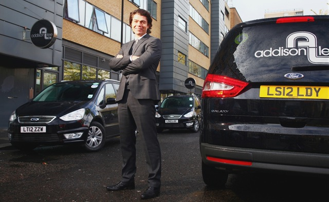 London car hire firms forms alliance with Tristar Worldwide