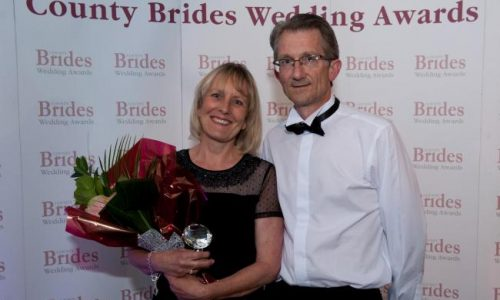 Wedding hire firm wins North West award for the second year running