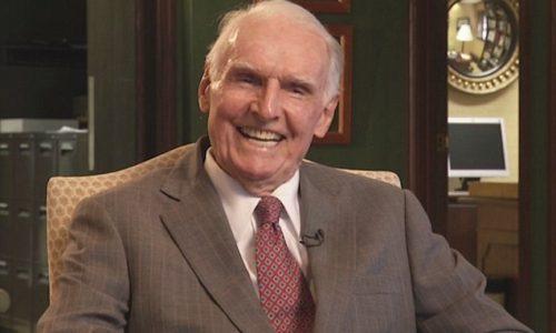 Car rental tycoon Jack Taylor dies at 94