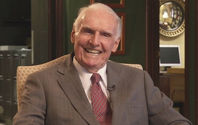 Car rental tycoon Jack Taylor dies at 94