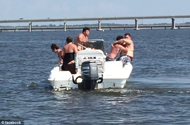 The boat rental brawl that went viral