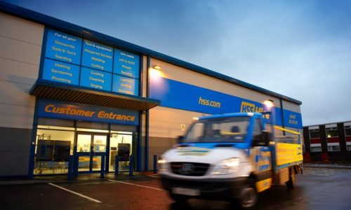 HSS Hire open their largest distribution centre in Wales