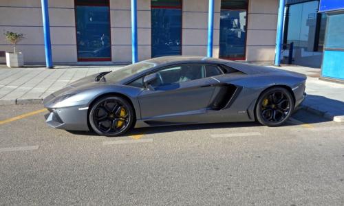 Briton arrested for renting a stolen Lamborghini to Saudi Prince