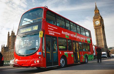 Alternative Double Decker bus hire