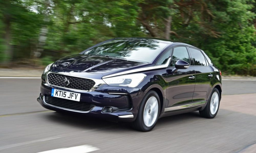 Avis welcomes DS5 to its fleet