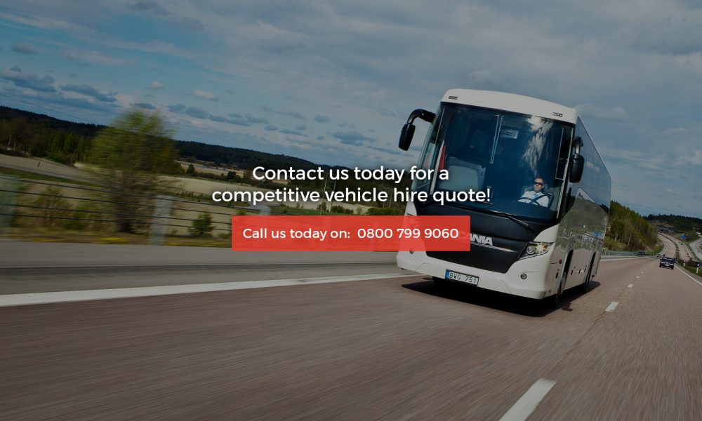 Coach hire company offers discounts on corporate coach hire