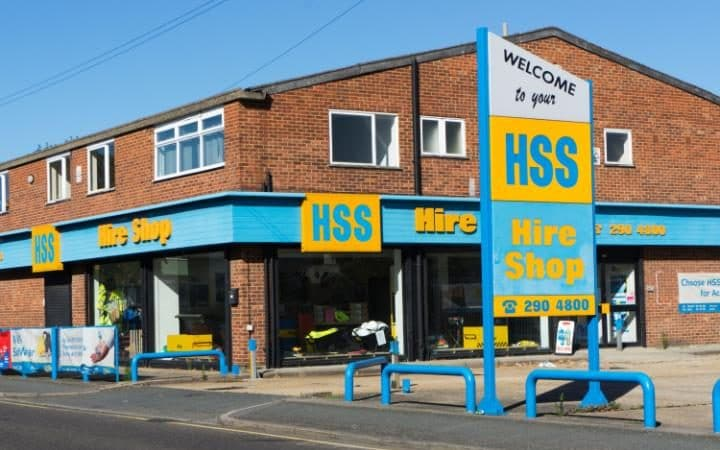 HSS Hire welcomes new Chief Executive