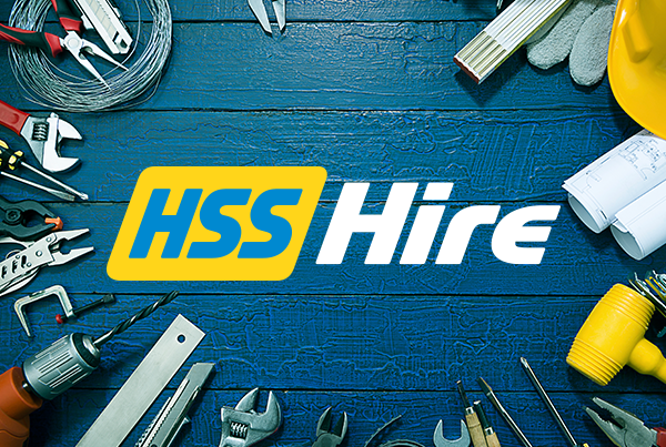 Things on the up for HSS Hire