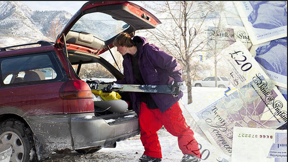 Car Rental Costs Almost Triple As Brits Are Hit By Ski Holiday