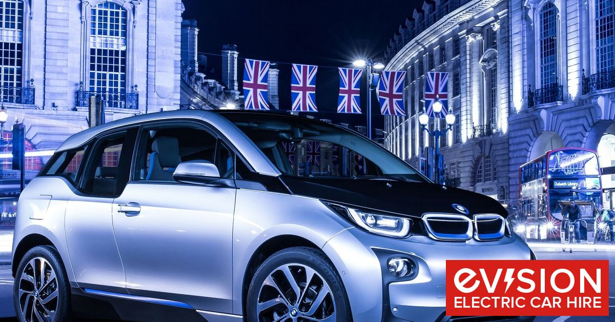 Electric car hire firm EVision adds 50 BMW i3s to its fleet
