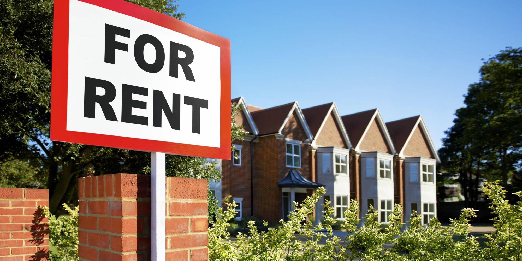 Rental prices in the UK are rising but at a slower rate than inflation in 2017