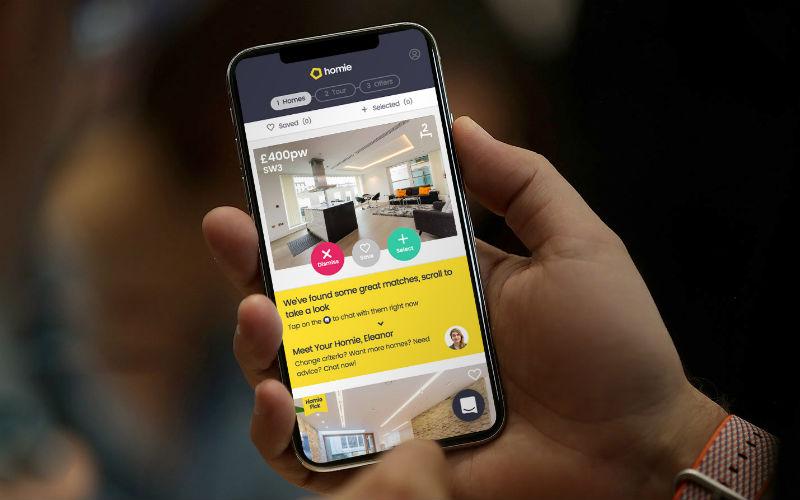 Rental app Homie raises $4m
