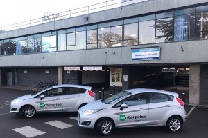 Shropshire Council; the latest member of the Enterprise Car Club