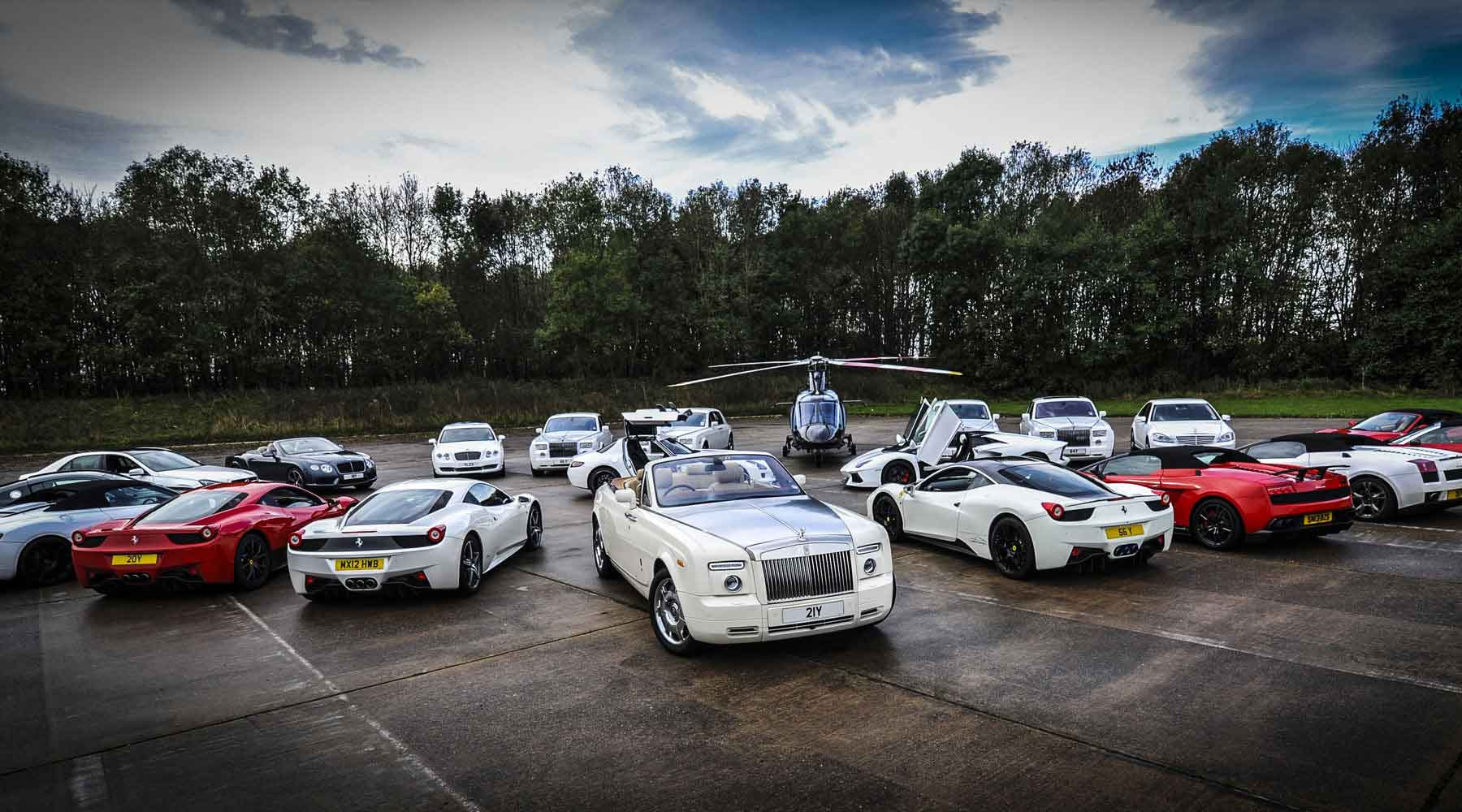 Wedding Cars Become the New Trend for Prom Car Hire