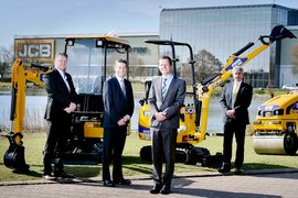 Tool hire business invests £8m in JCB fleet