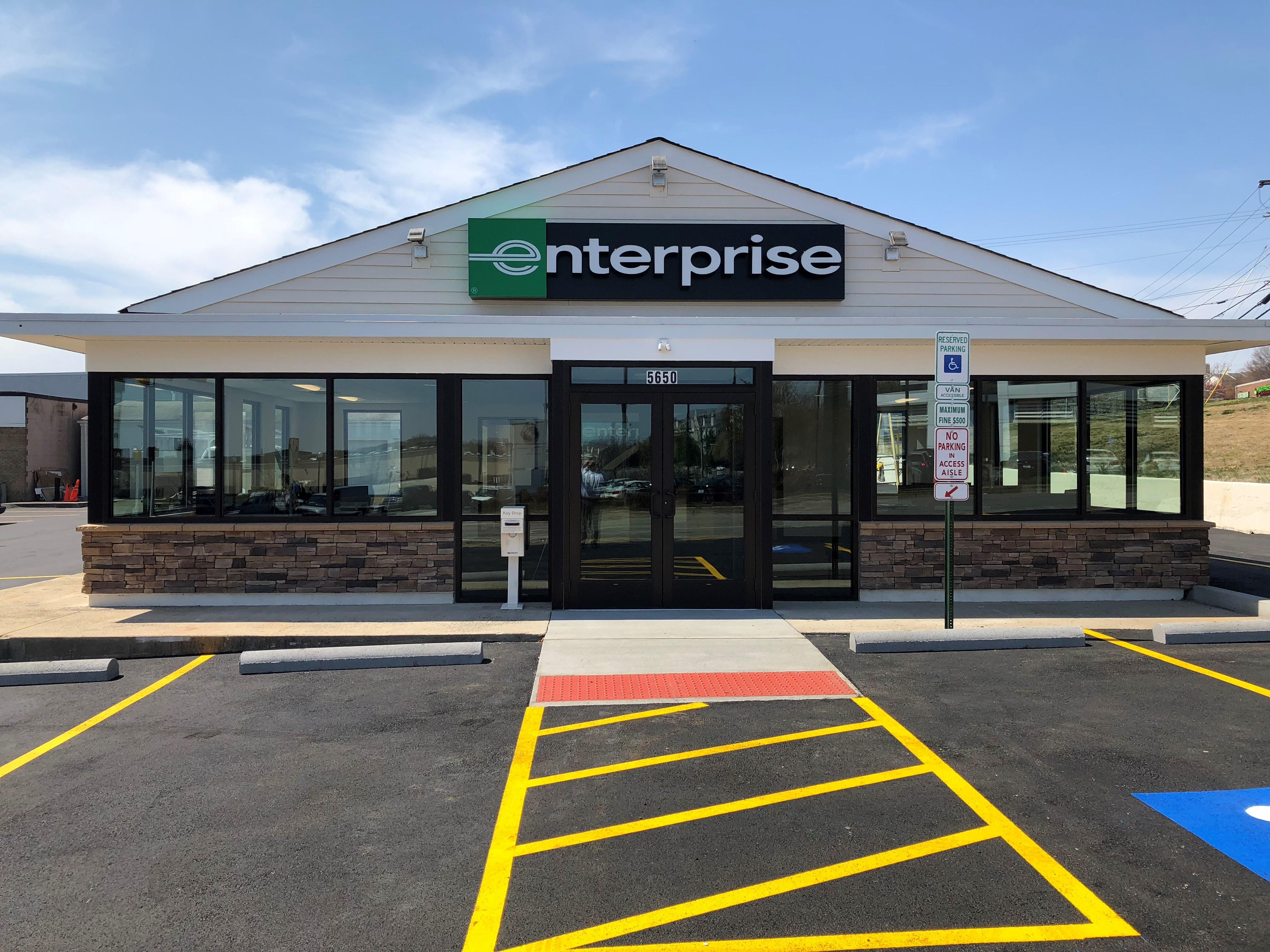 enterprise rent a car business plan