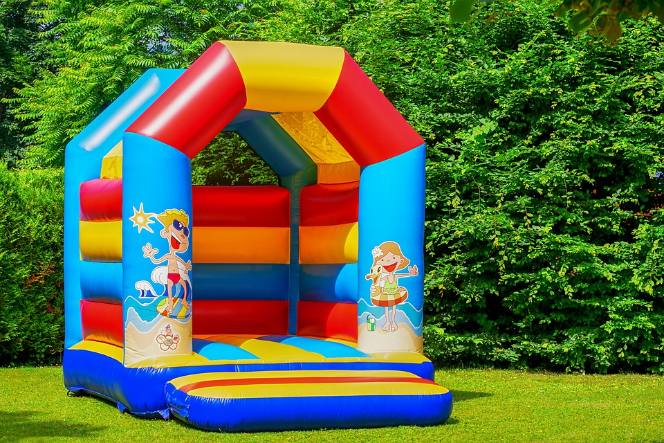 Hiring a Bouncy Castle for your Child's Birthday