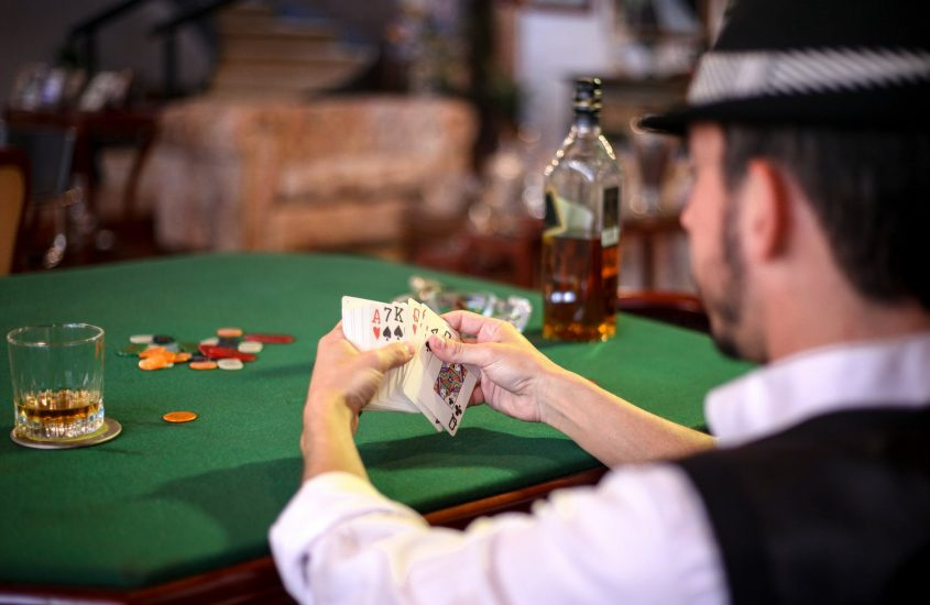 Book Casino Table Hire Online