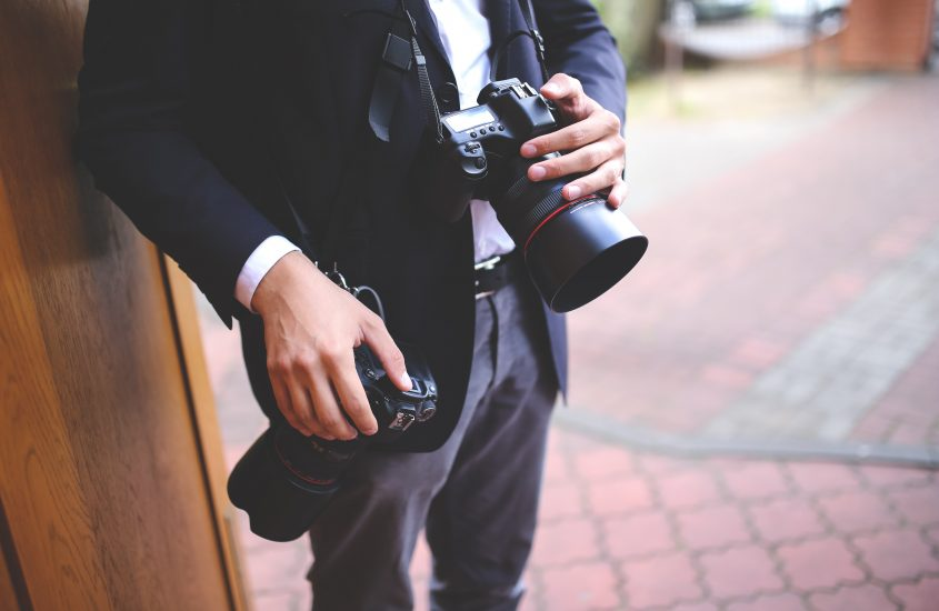 Choosing a Photographer For Your Wedding