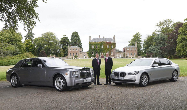 Inverness wedding car hire company, D & E Prestige wins best the wedding transporter in Scotland award