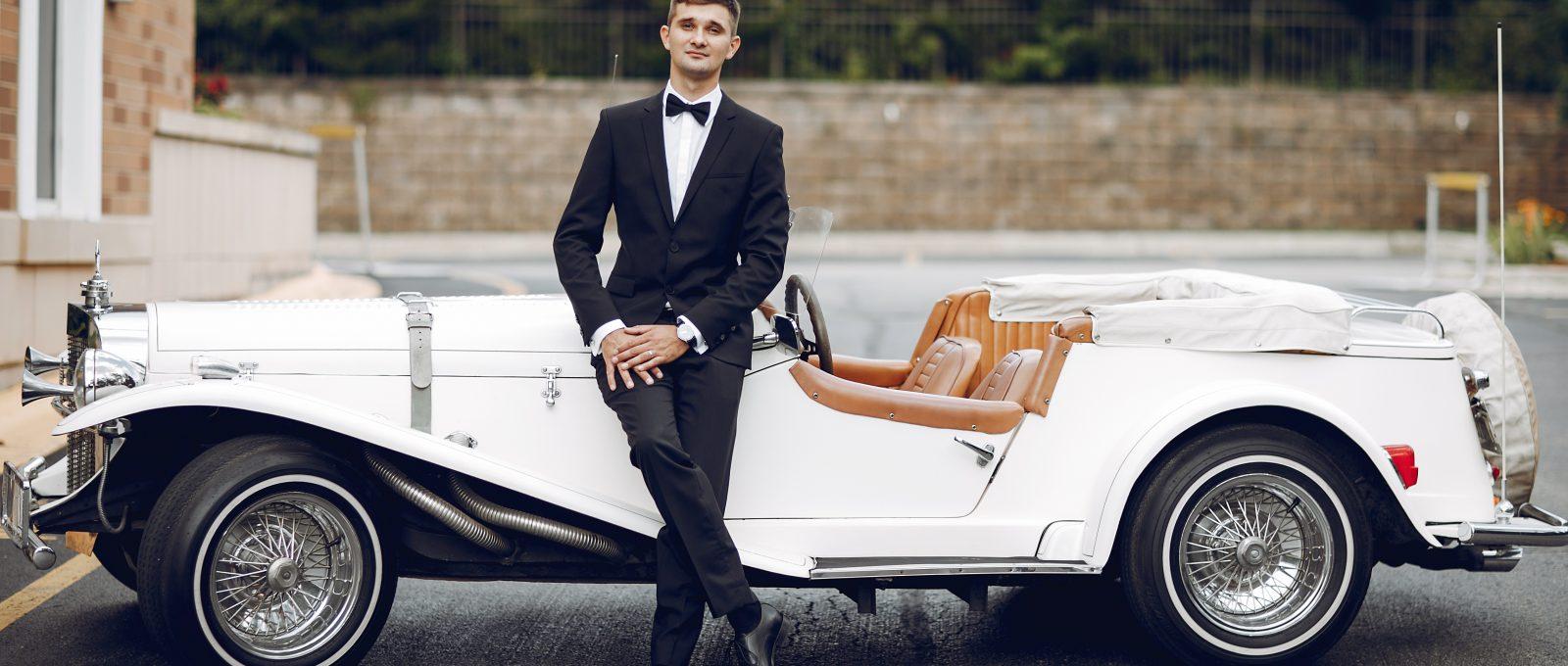 Wedding Prom Car